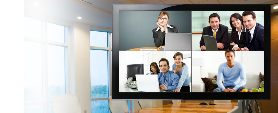 multiple video conferencing